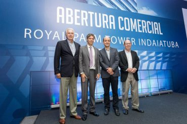 Evento de Abertura Comercial do Royal Palm Tower em Indaiatuba